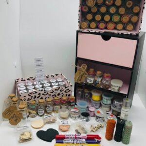 Extra Large Magickal Spell Box