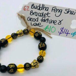Buddha Feng Shui Bracelet